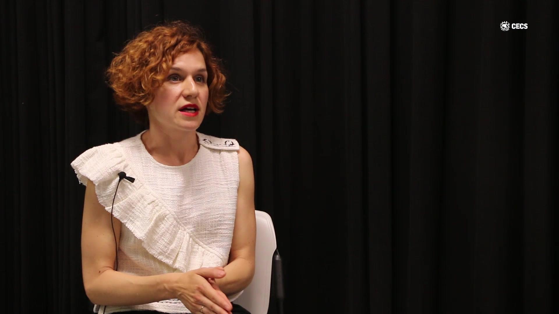 Entrevista a Belén Galletero