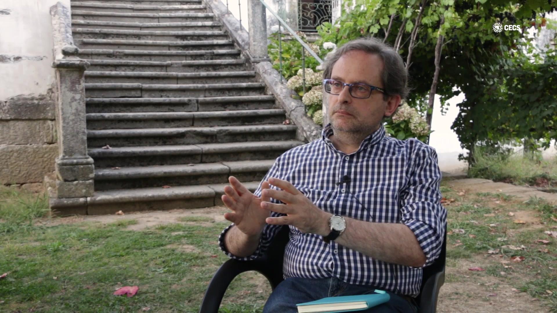 Entrevista a Jorge Leandro Rosa