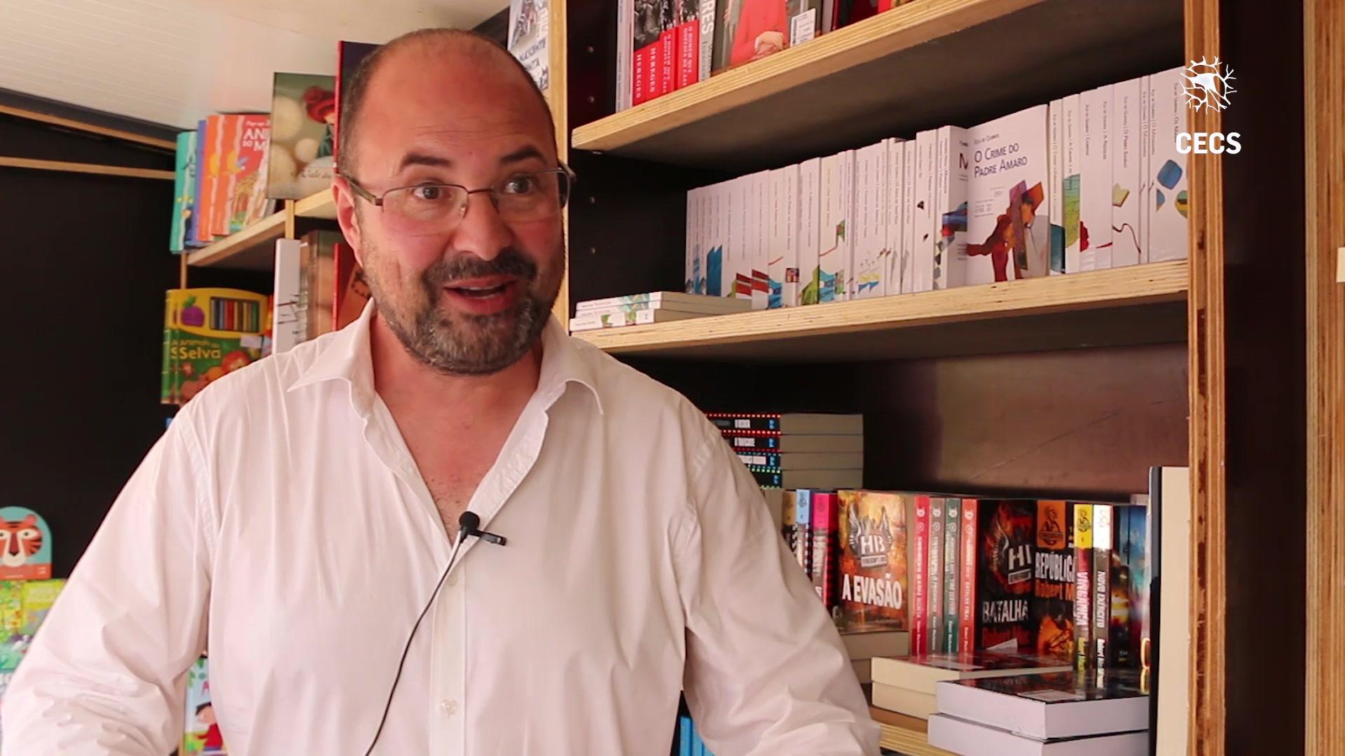 Entrevista Vítor de Sousa
