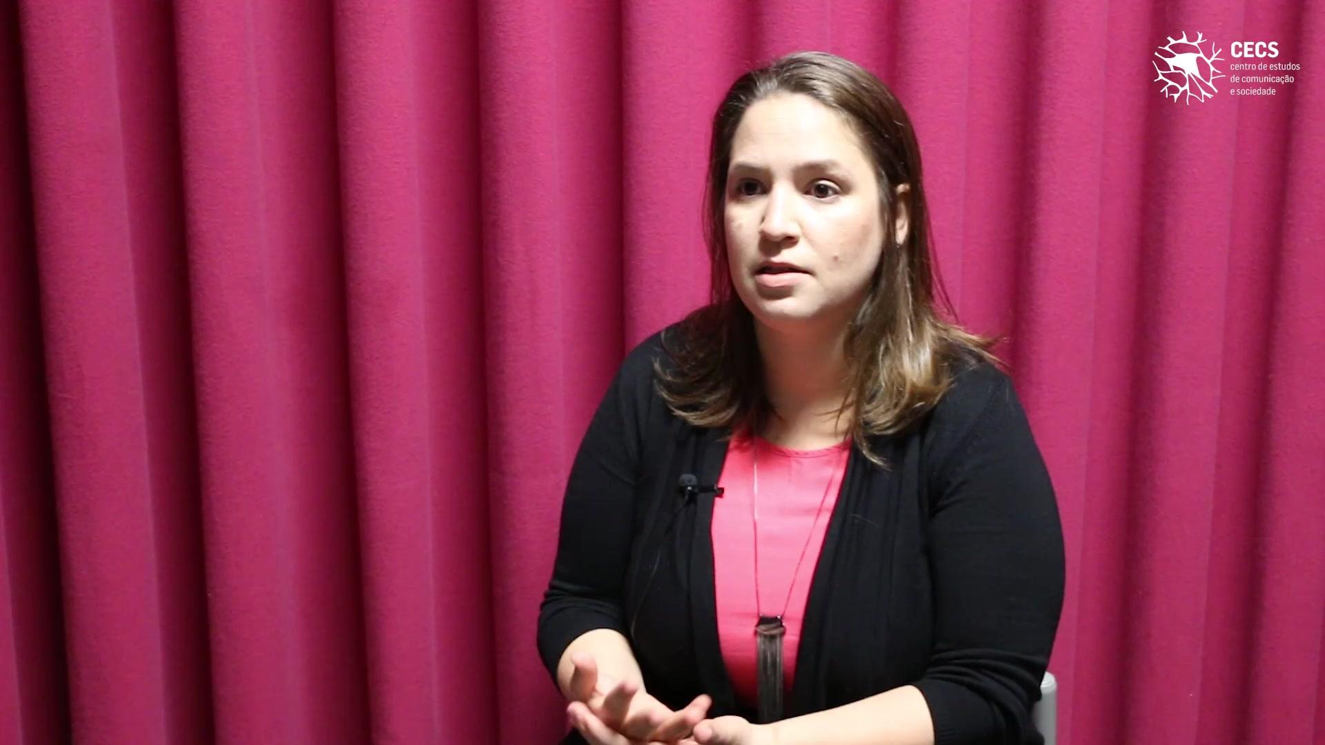 Entrevista a Mariana Alves