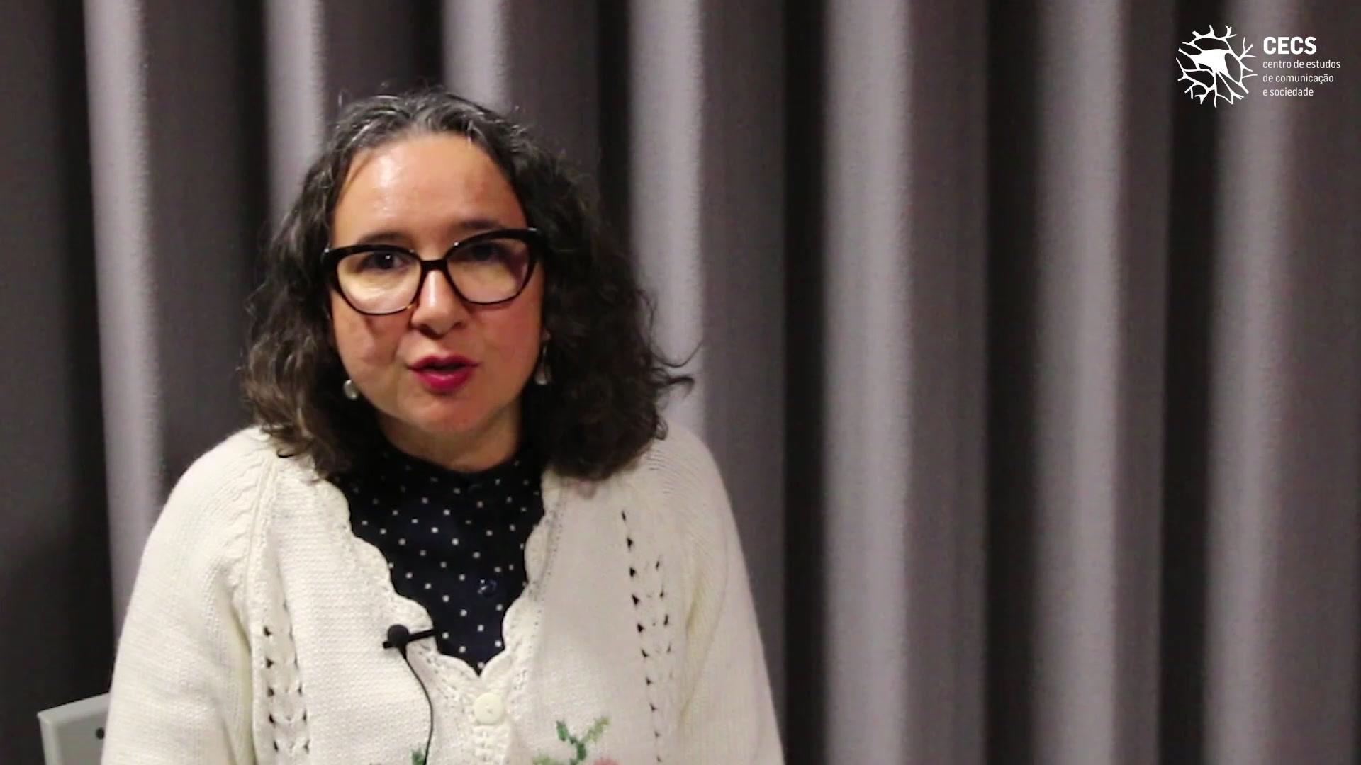 InOutScience com Maria Érica Lima