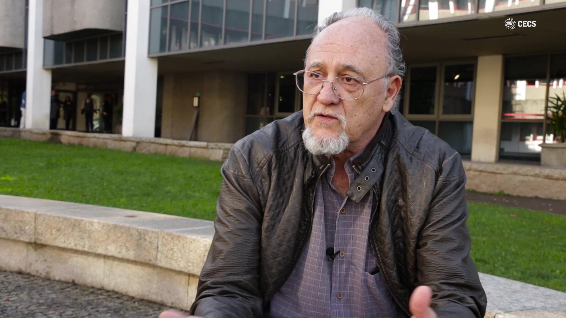 Entrevista a Marcos Palácios