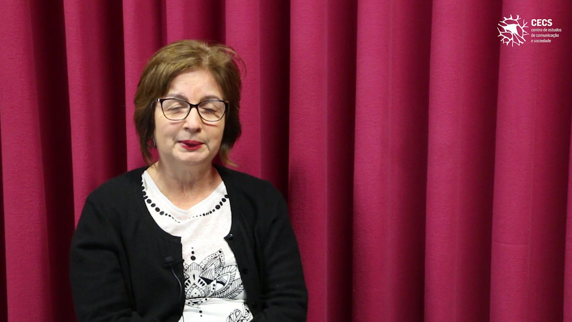 Entrevista a Ana Nogales Vasconcelos