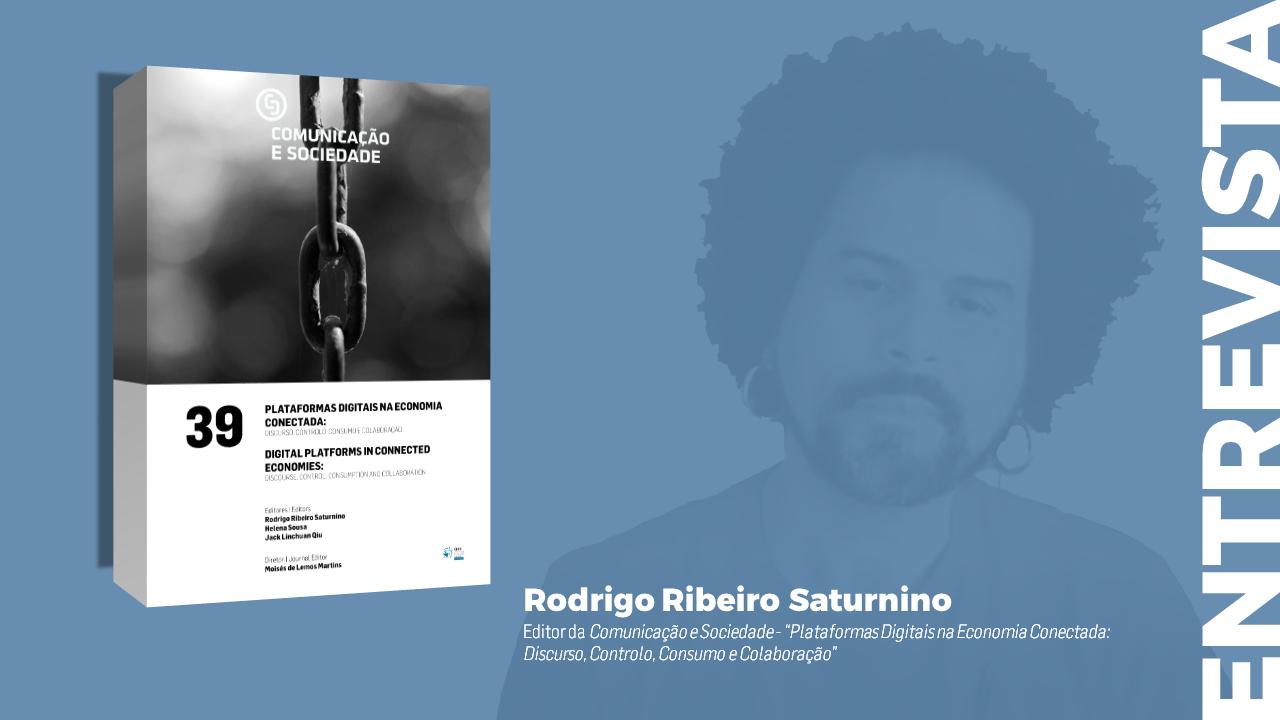 Entrevista a Rodrigo Saturnino