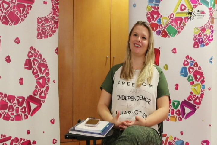 Entrevista a Daiana Stasiak