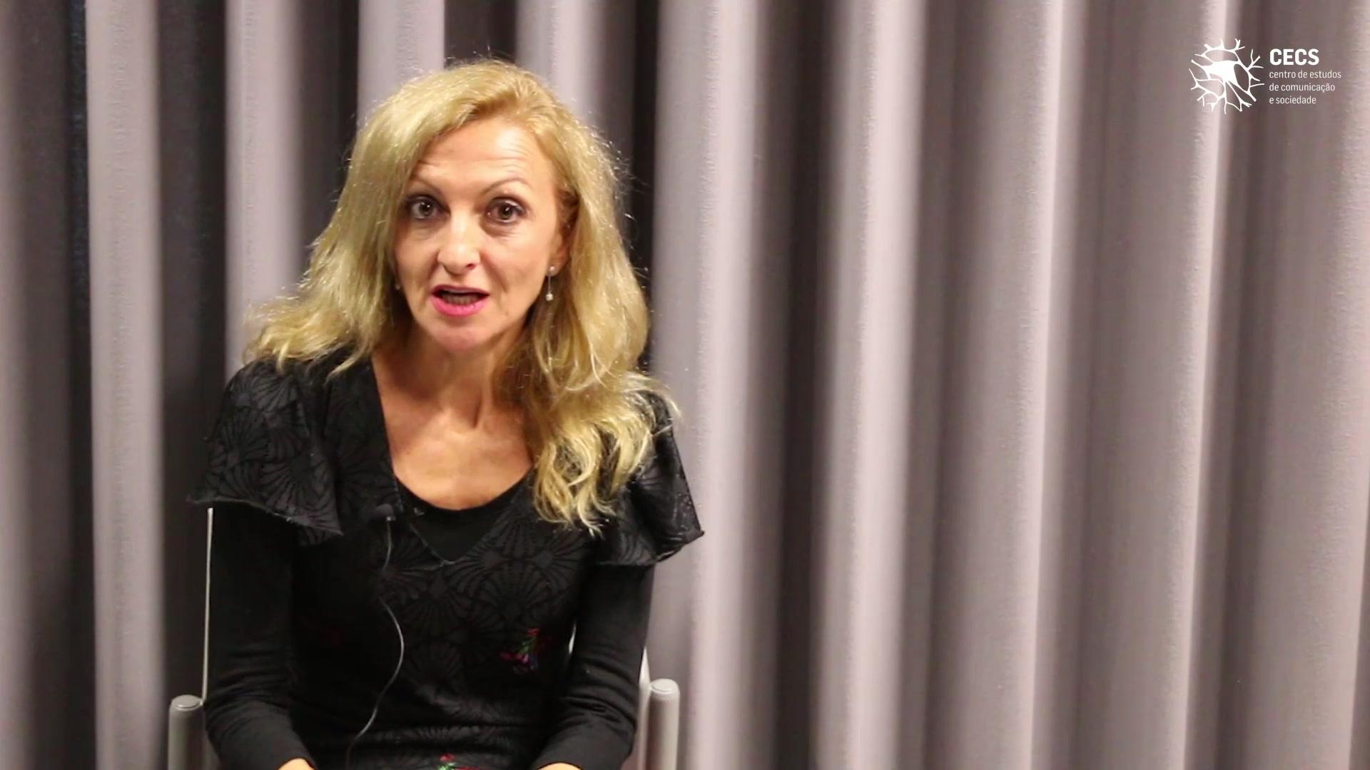 Entrevista a Victoria Carrillo Durán