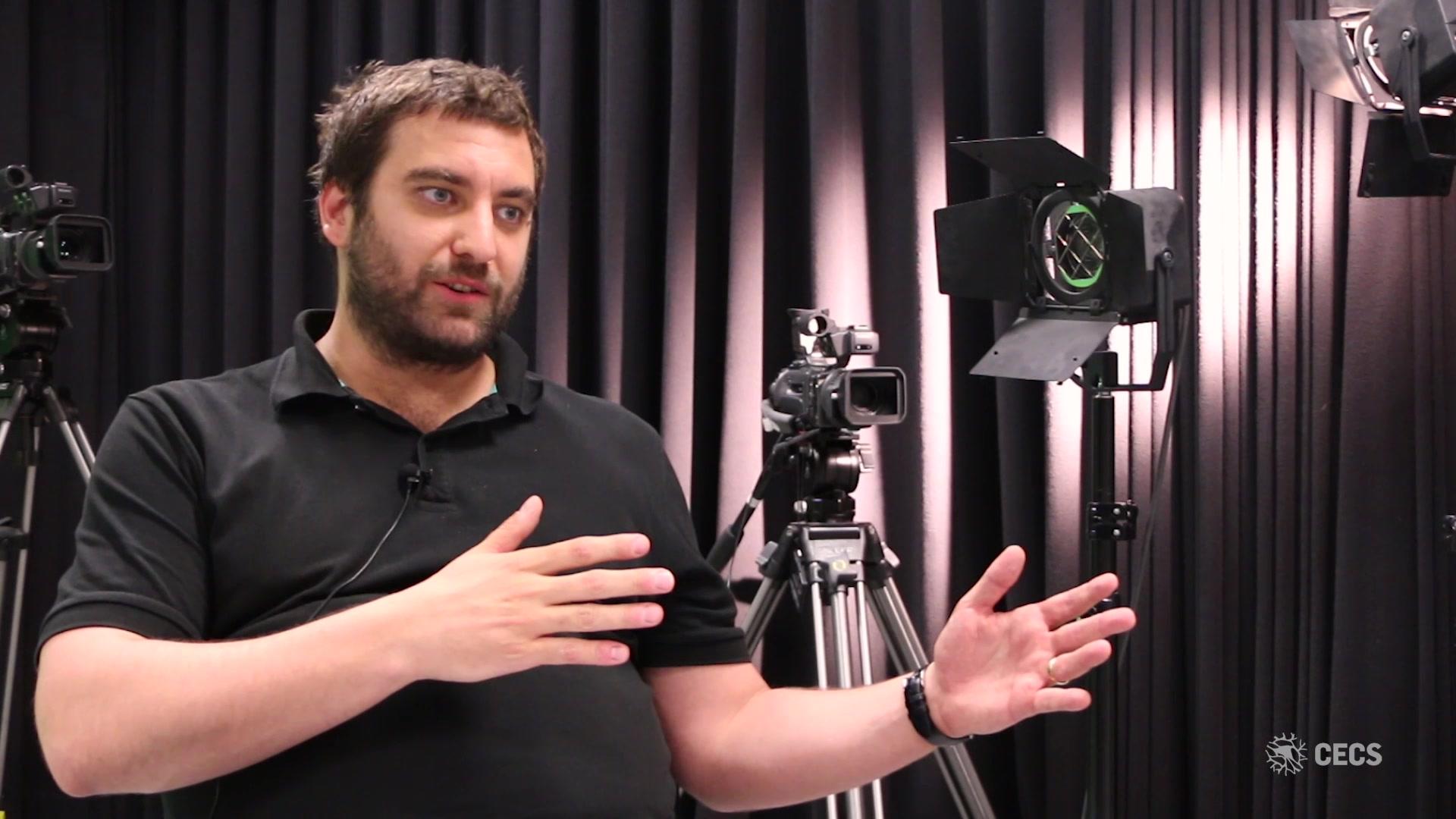 Entrevista a Filip Vostal