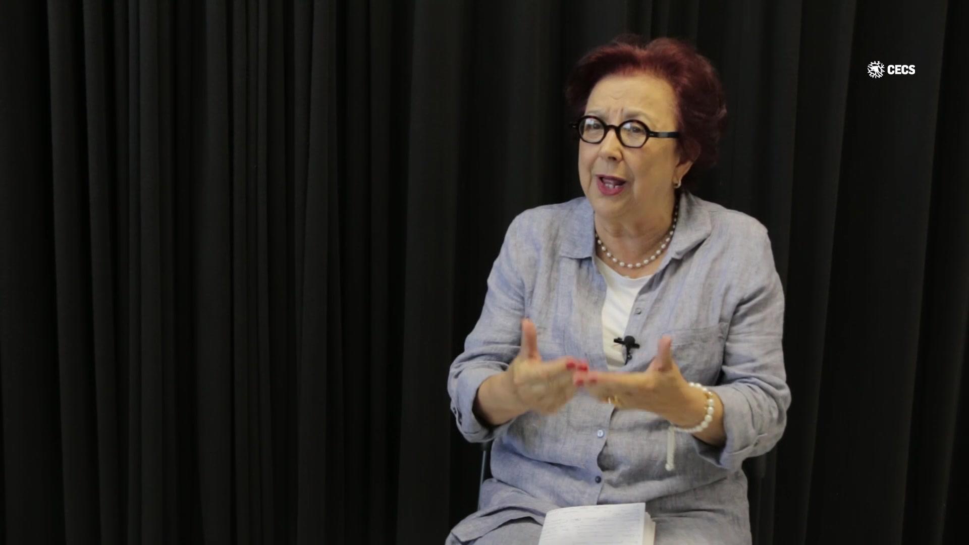 Entrevista a Ivone de Lourdes Oliveira