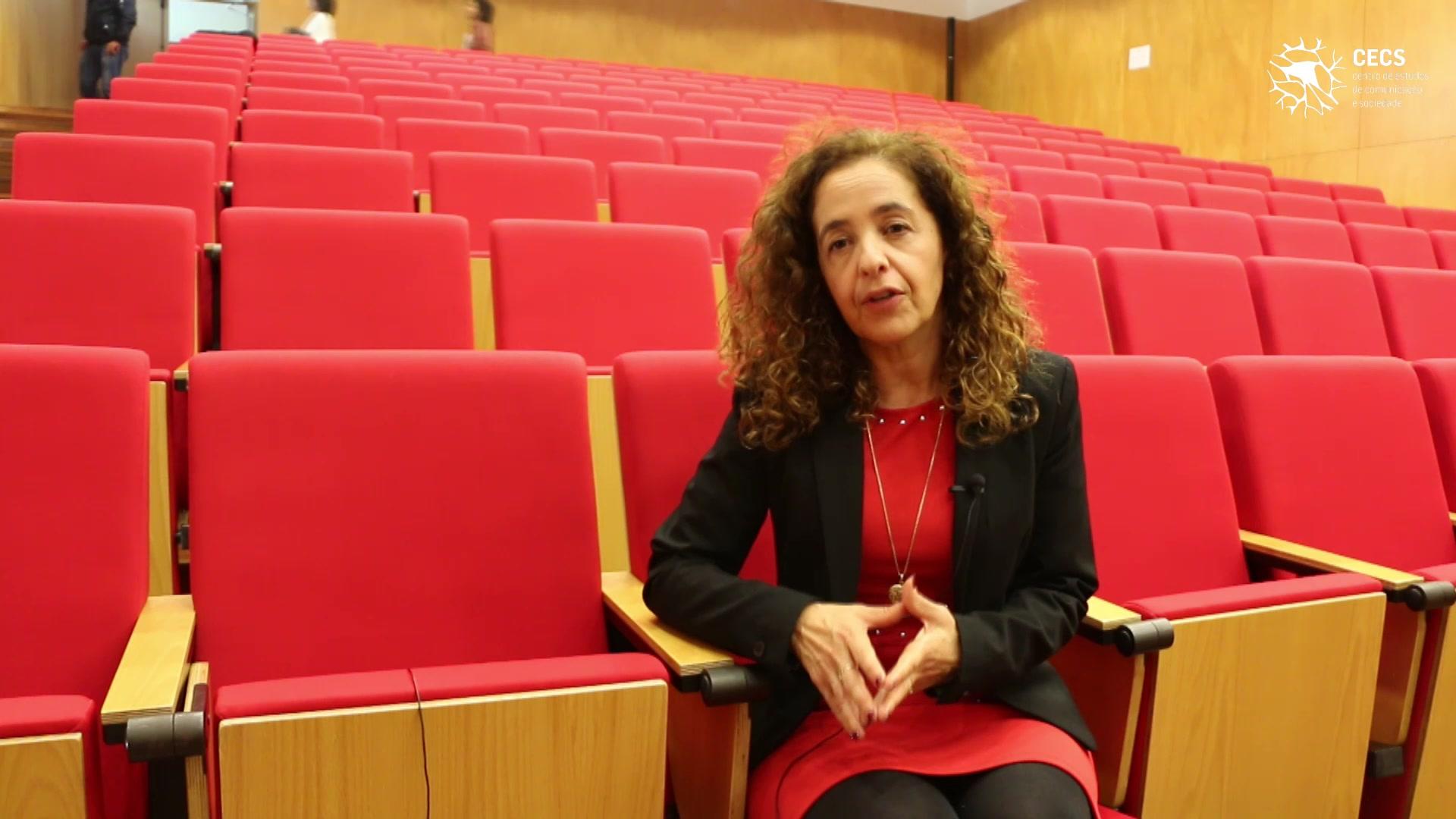 Entrevista a Helena Machado